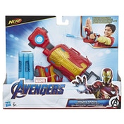 Marvel The Avengers Iron Man Blast Repulsor Gauntlet with Nerf Darts