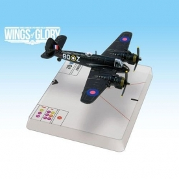 Wings Of Glory Boyd Bristol Beaufighter Mk.if Board Game
