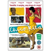 Chico and Rita DVD