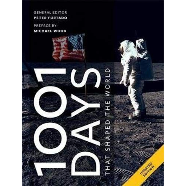 1001 Days That Shaped Our World  Paperback / softback 2018