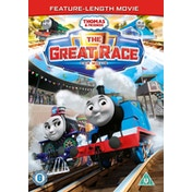Thomas & Friends: The Great Race Movie DVD