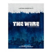 The Wire - The Complete Season 1-5 Blu-ray