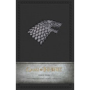 House Stark (Game of Thrones) Hardcover Ruled Journal
