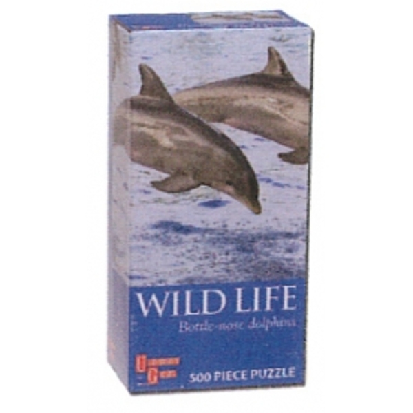 Wild Life Puzzle Bottle-nose Dolphins