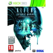 Aliens Colonial Marines Limited Edition Game Xbox 360 [Used - Like New]