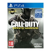 Call Of Duty Infinite Warfare Day One Edition PS4 Game