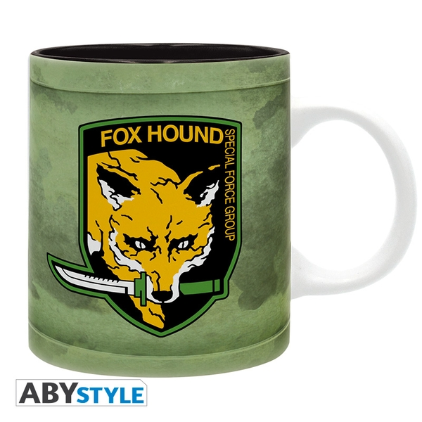 Metal Gear Solid - Foxhound Mug