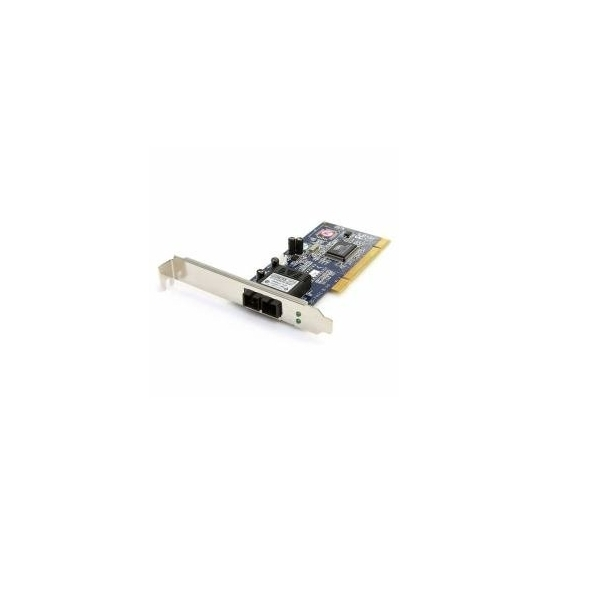 100Mbps Full/Low Profile Ethernet Multi Mode SC Fiber PCI NIC Card 2km