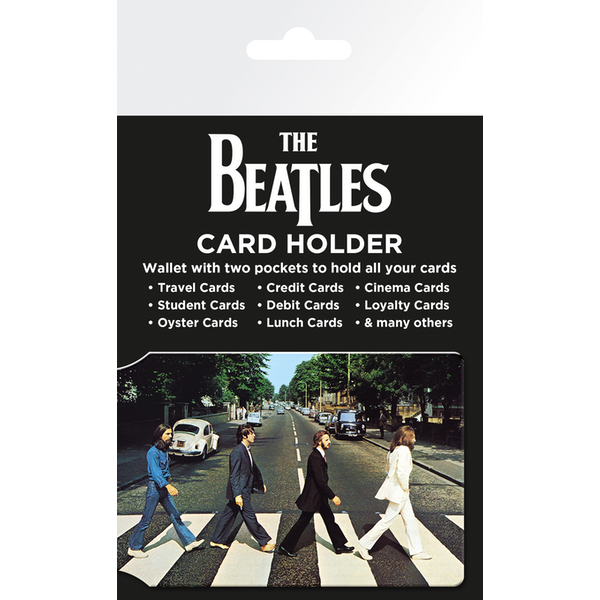 The Beatles Abbey Road Card Holder