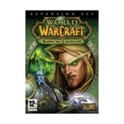Ex-Display World Of WarCraft Burning Crusade Expansion Pack PC Used - Like New
