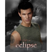 Neca Twilight Eclipse - Jacob Mist Mini Poster