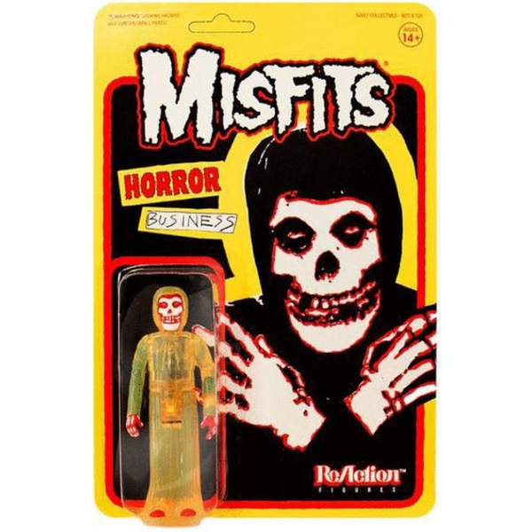 The Fiend Horror Business (Misfits) ReAction Figure