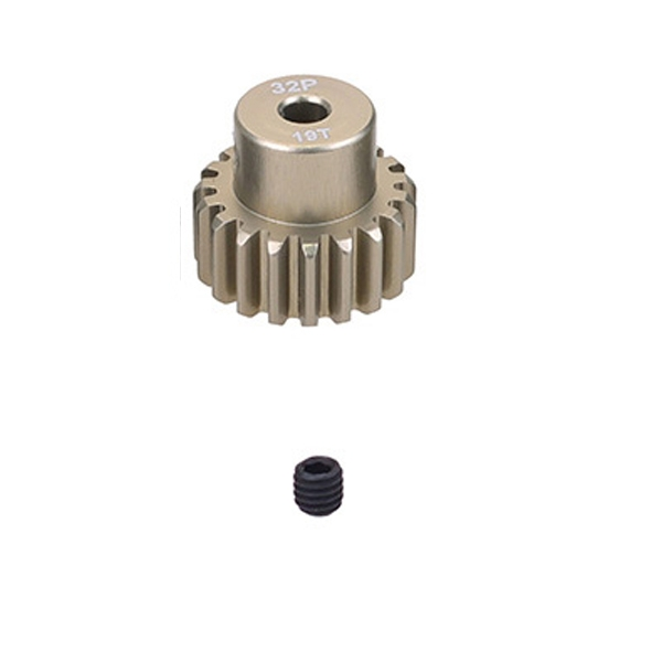 Fastrax 32Dp 21T Steel Pinion Gear (5Mm)