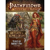 Pathfinder Adventure Path: Secrets of Roderick%u2019s Cove (Return of the Runelords 1 of 6) Paperback