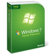 Microsoft Windows 7 Home Premium Upgrade Edition for XP or Vista users (PC DVD) 1 User GFC-00026