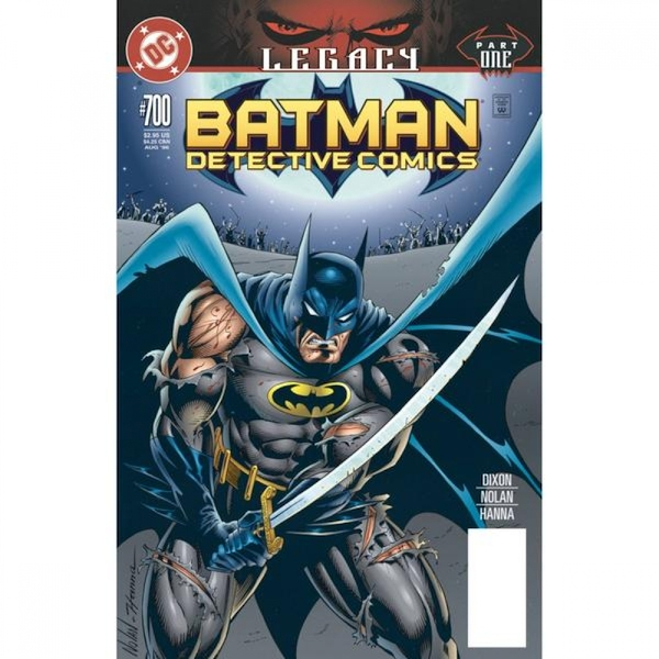 Batman  Legacy: Volume 1
