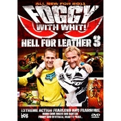 Hell for leather III Foggy with Whit DVD