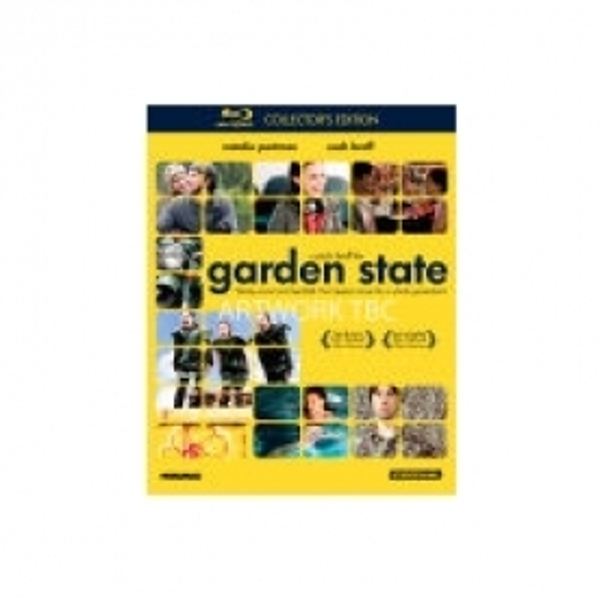 Garden State Collector's Edition Blu-ray