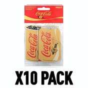 Coca-Cola Vanilla (Pack Of 10) Air Freshener