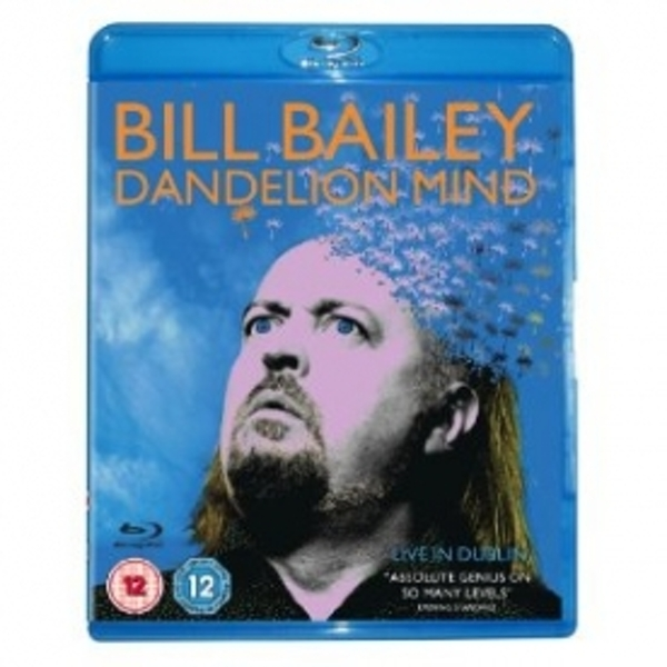 Bill Bailey Live Dandelion Mind Blu-ray