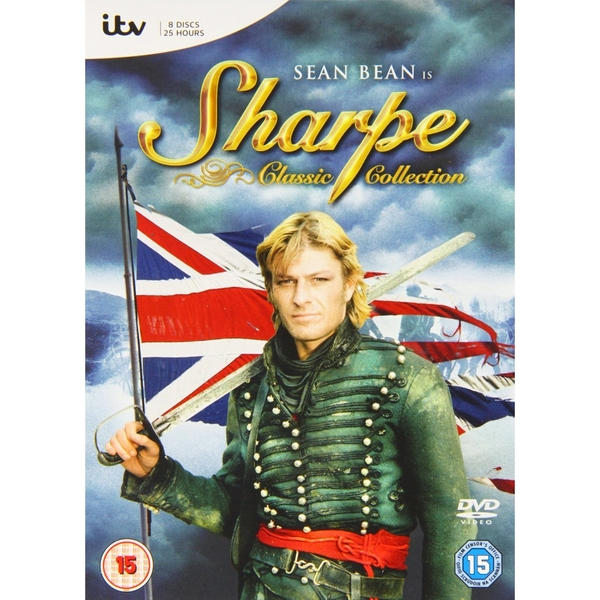 Sharpe Classic Collection DVD