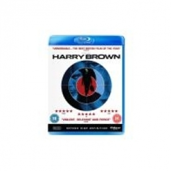 Harry Brown Blu-ray