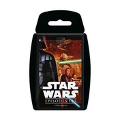 Star Wars 1-3 Top Trumps