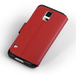 YouSave Accessories Samsung Galaxy S5 Leather-Effect Stand Case - Red - Image 3