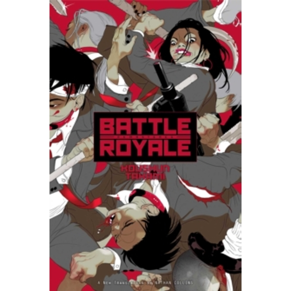 Battle Royale: Remastered by Koushun Takami (Paperback, 2014)