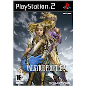 Valkyrie Profile 2 Silmeria Game PS2