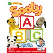 Sooty - ABC Poster + DVD
