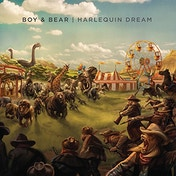 Boy & Bear - Harlequin Dream Vinyl