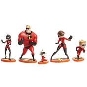 Incredibles 2 Family Figure Set