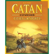 Ex-Display Catan Cities & Knights Expansion 2015 Refresh Used - Like New