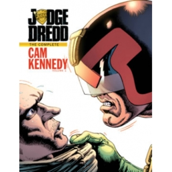 Judge Dredd: The Cam Kennedy Collection Volume 1