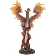 Flame Blade Dragon Letter Opener