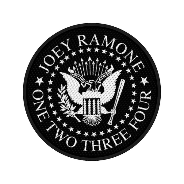 Joey Ramone - Seal Standard Patch