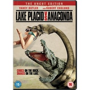 Lake Placid vs. Anaconda DVD