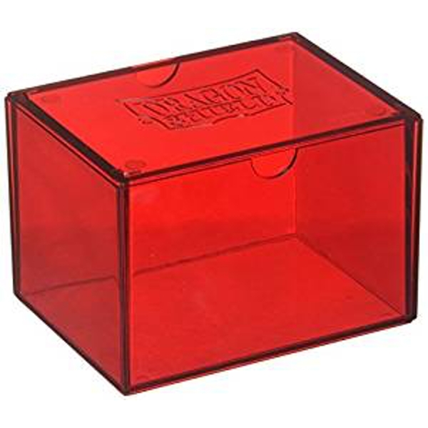 Dragon Shield Gaming Box - Red