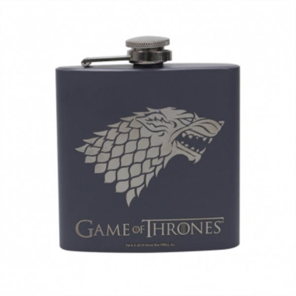 Game Of Thrones - Winter Is Coming Hip Flask