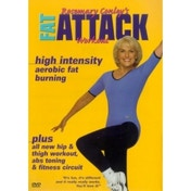 Rosemary Conley - Fat Attack DVD