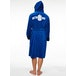 Doctor Who Tardis Adult Fleece Bathrobe - Image 2