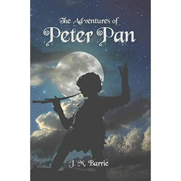 The Adventures of Peter Pan by James Matthew Barrie (Paperback / softback, 2013)