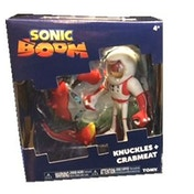 Sonic Boom - 3 Inch 2 Figure Pack - Knuckles + Crabmeat