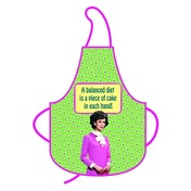 Apron - A Balanced Diet