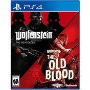Wolfenstein The Two-Pack PS4 Game (#)