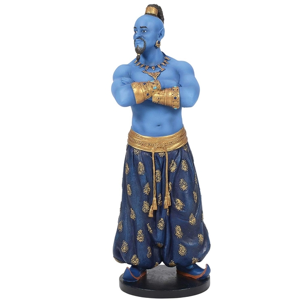 Live Action Genie (Aladdin) Disney Showcase Figurine - Image 1