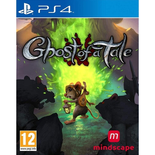 Ghost Of A Tale PS4 Game