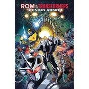 Rom Vs Transformers: Shinning Armor