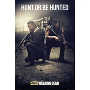The Walking Dead Hunt Maxi Poster